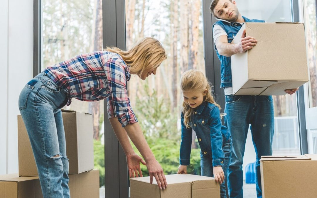 Tips for Moving with Your Family