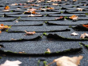 curling or buckling shingles are signs that you need a new roof