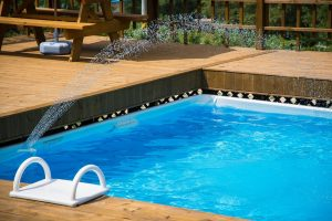 keep the water healthy and clean with proper pool maintenance