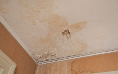 4 Common Places for Water Damage to Occur